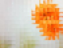 Colorful background with abstract shapes. EPS10 Stock Photo