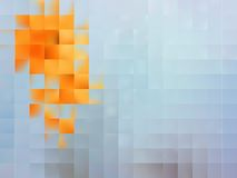 Colorful background with abstract shapes. EPS10 Royalty Free Stock Photos
