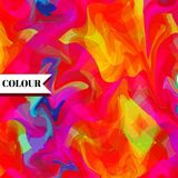 Colorful background. Art illustration. Vector EPS Stock Photography