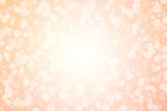 Colorful background with blurry bokeh. Texture Stock Photography