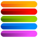 Colorful background with bright, colorful gradients. Colorful  Royalty Free Stock Photo