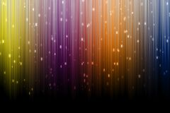 Colorful background, the color of aurora borealis Stock Photography