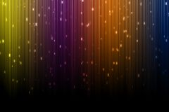 Colorful background, the color of aurora borealis Royalty Free Stock Photography