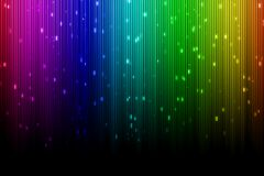 Colorful background, the color of aurora borealis Royalty Free Stock Photo