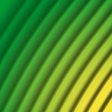 Colorful background with color transition waves. Raster illustration royalty free illustration