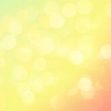 Colorful background with defocused lights, bokeh Royalty Free Stock Photography