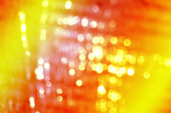 Colorful background with defocused lights bokeh Royalty Free Stock Photo