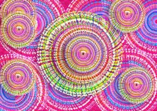 Free Colorful Background Design .greeting Card And Gift Card Stock Photos - 129013503
