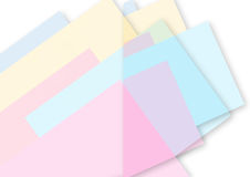 Colorful background design. Texture colors mixed a design for greeting card.white background so many color mixed with this design stock illustration
