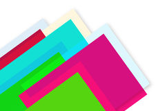 Colorful background design. Stock Image