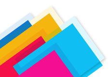 Colorful background design. Stock Photography