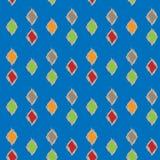 Colorful background of diamonds, seamless pattern royalty free illustration