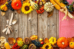 Colorful background for Halloween and Thanksgiving Royalty Free Stock Images