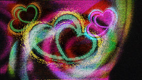 Colorful Background Image Design. Ed for commercial use Royalty Free Stock Photos
