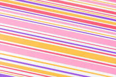 Colorful background with irregular stripes. And lines royalty free stock image