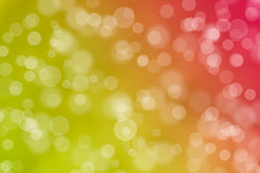 Colorful Background with Lights Stock Image