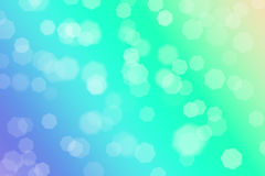 Colorful Background with Lights. Illustration of a sparkling colorful background with multiple lights and soft bokeh vector illustration