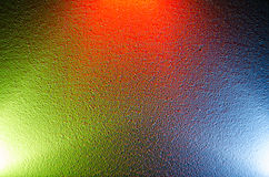 Colorful background. Mixing different colors of light. Royalty Free Stock Photography