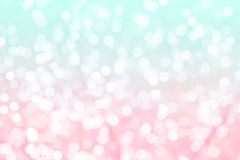 Colorful background with natural bokeh texture Royalty Free Stock Photos