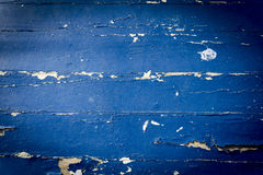 Colorful Background. Old Vintage Blue Wooden Background Royalty Free Stock Images
