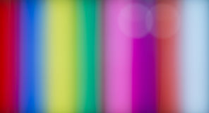 Colorful background pattern with spectral stripes Royalty Free Stock Photography