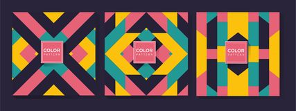 Colorful Background Pattern vector illustration