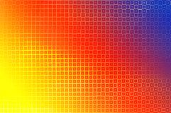 Motley multi-colored background of polygonal elements in the style of disco with hail royalty free stock image