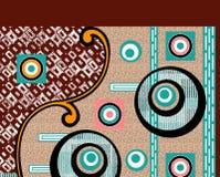 Colorful background print textile design. Textile print design Stock Photos