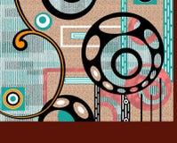 Colorful background print textile design. Textile print design Royalty Free Stock Photo