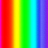 Colorful background with rainbow dots. Vector illustration EPS 10 Stock Image