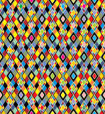 Colorful background. Seamless pattern. Vector design royalty free illustration