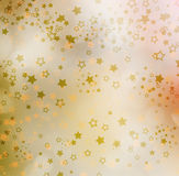 Colorful background with stars Royalty Free Stock Photo