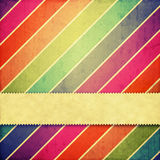Colorful background with stripes Stock Photo