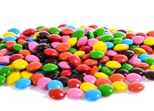 Colorful Background Sweet Tasty Bonbons Candy Royalty Free Stock Images