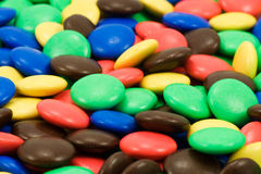 colorful background of  sweets Royalty Free Stock Images
