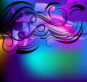 Colorful background for text Royalty Free Stock Photo