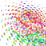 Colorful background, vector Royalty Free Stock Photography