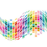Colorful background vector illustration Royalty Free Stock Photography