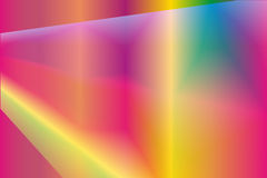 Colorful background. Vector illustration abstract colorful background with curve Royalty Free Stock Photography