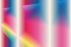 Colorful background. Vector illustration abstract colorful background with curve Stock Photo
