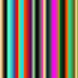 Colorful background with vertical lines. Colorful background with vertical gradient lines in yellow, red, violet, blue and gray hues. Abstract image Royalty Free Illustration