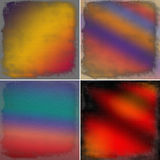 Colorful backgrounds Stock Images