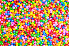 Colorful ball. And colorful of background stock photography