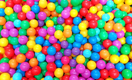 Colorful ball background Royalty Free Stock Images