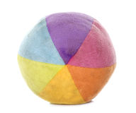Colorful ball in studio Stock Photography