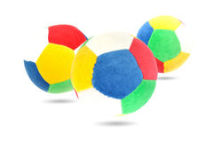Colorful ball toy Royalty Free Stock Image