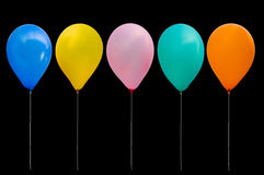 Colorful balloon Royalty Free Stock Photo