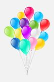 Colorful Balloon Royalty Free Stock Photography