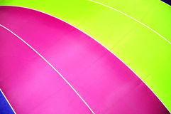 Colorful Balloon Background Stock Photography