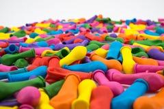Colorful Balloon background Stock Photos